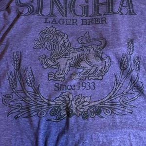 "Ultegra Tops - ""Singha"" Lager Beer Tank M"